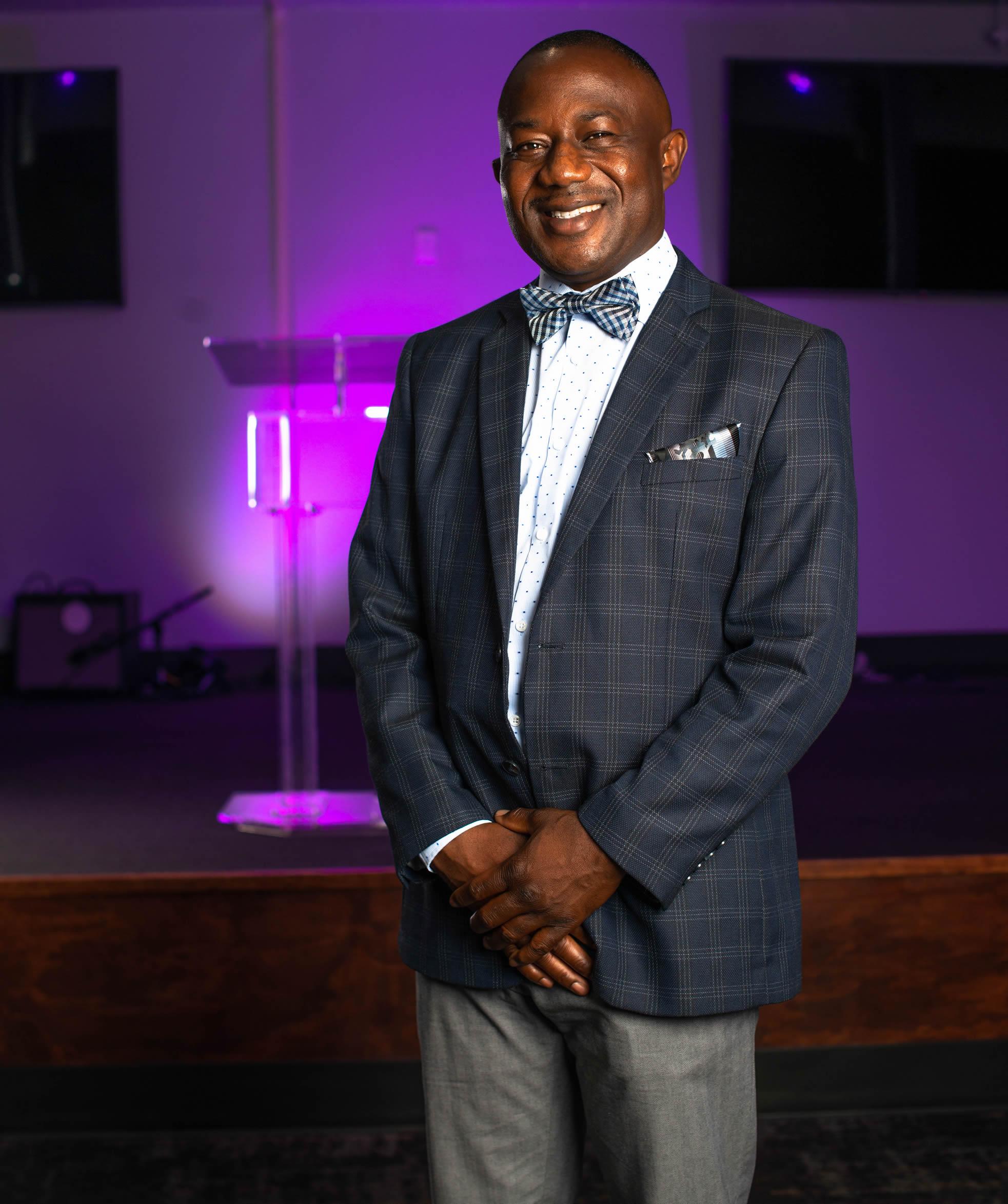 Pastor Chizoba Achusi